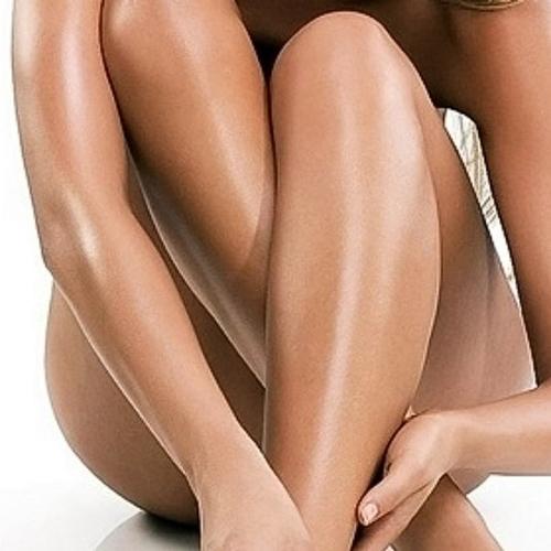 Биоэпиляция голень и колено