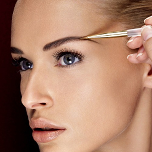 перманентный макияж брови