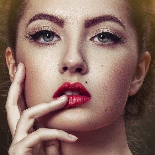 перманентный макияж Родинка