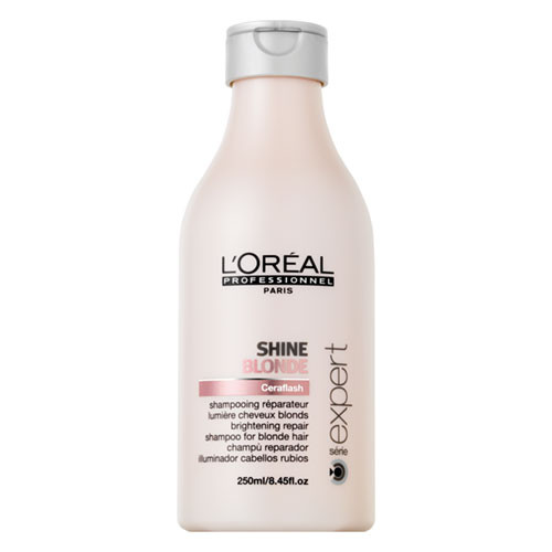 loreal shine blond