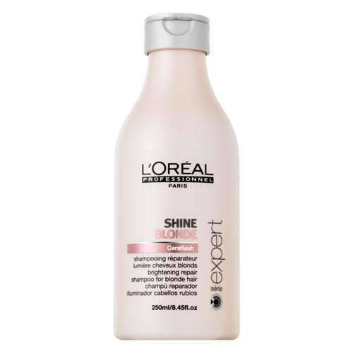 loreal shine blond